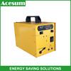 Acesum solar power bank for home use 12V dual output