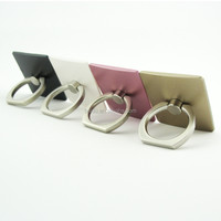 plastic mobile phone holder anti-theft holder for mobile phone key ring stand