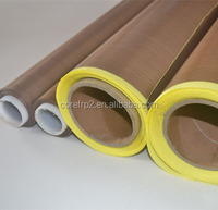 adhesive teflon coated fiberglass cloth