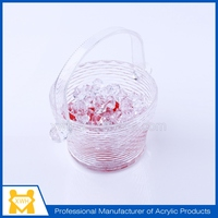 factory outlets decoration ice bucket