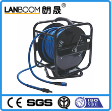 Made In China Manual Recovery Iron Car Wash Hose Reel
