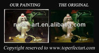 High quality animal picture famous reproduction oil painting