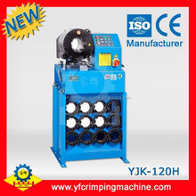 The Newest type CNC hose crimping for hydraulic hose fitting