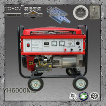 Performance Ideal 4.5Kva Generator For Construction Rental