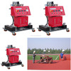 CE certification Pneumatic pu spray foam machine for playground with factory price
