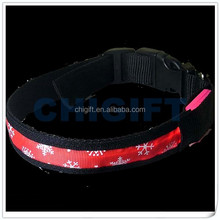 Unique Pet Products Wholesale Flashing LED Pet Collar