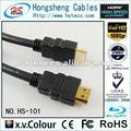 porta de vídeo hd cabo HDMI usado para HDTV / / Blu-ray LCD / Projector / DVD