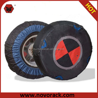 Manufacturer 2015 High Quality Car Tire Chains Snow Socks With Lowest Price