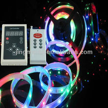 133 mode led pixel controller, magic led strip controller