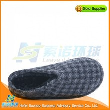 China factory wolesale various style men mules slippers