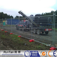 Australia Standard AS 4687-2007 galvanized temporary fence base