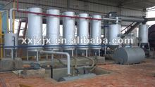 Waste Engine Oil Recycling Plant and Small Crude Oil Refinery