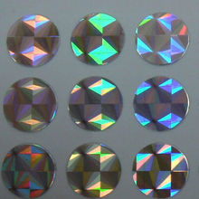 Professional formation Hologram label paper products
