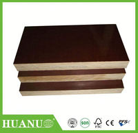 high quality two time hot press film faced plywood,walnut plywood,high quality 12mm black film faced plywood for india market