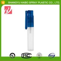 Newest Design Convenient silk screen prting PP 500ml pet detergent plastic bottle