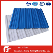 Factory roof pvc plastic roof tile/roof designs/plastic roofing sheet