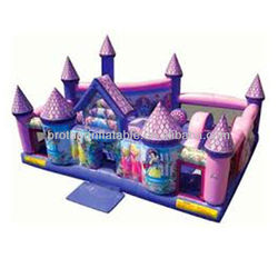 XDC133 giant kids fun city inflatable playgrounds