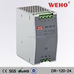 Quality control 24v 5a 120w led driver switch mode power supply
