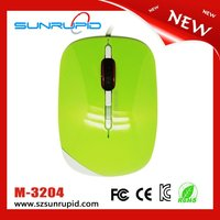 Light up wired type 4D gaming mouse