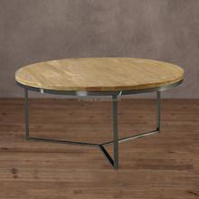 vintage metal coffee table