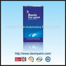 Auto paint acrylic clear varnish
