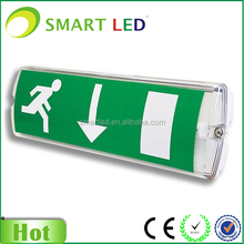 emergency led lamp SE-0305 series SAA CE/ROHS 3 years warranty high quality fire exit sign