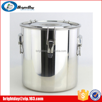 super steel 18/8 stainless steel induction ready stock pot with cover,20 quart stock pot