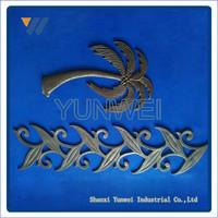 Ornamental Wrought Iron Components Decorative forged