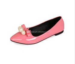 2015 new style shoe woman China