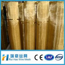 China factory supply high quality professional copper fabric cloth/direct factory copper wire mesh/6*6 brass wire mesh