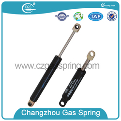 motorcycle top box with compression gas spring and big volume motorcycle top box