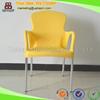 (SP-UC032) Wholesale custom color stackable garden aluminum pp chair