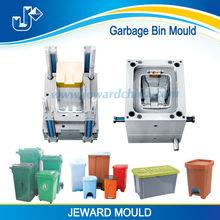 Supply high quality plastic waste bin mold