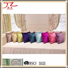 2015 new colorful velvet decorative sofa cushion