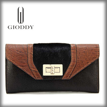 Top Quality Fashionable lady rose clutch bags