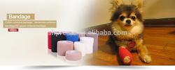 High elastic ratio pet bandages dogs