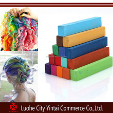 Wholesale price soft DIY hair coloring pastels/colorful hair dye products/salon professional hair color dye