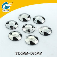 acylic diamond gems plastic buttom acrylic stones