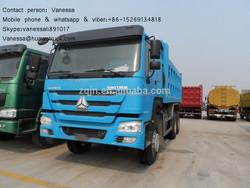 25Tons to 30Tons 6*4 HOWO Dumper Truck Sinotruck sino mini dump truck