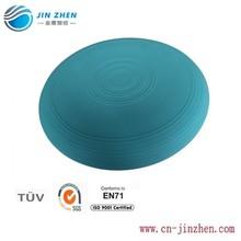 Hot selling PVC eco-friendly blue massage cushion