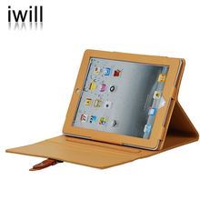 2013 hot selling leather case /bage for ipad