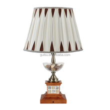 Creative Glass lamp / study lamp / bedroom bedside lamp Decoration Alice