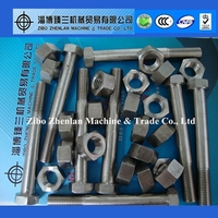 Stainless Steel Bolts and Nuts A4-70