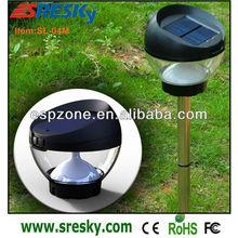 Modern Garden Stainless Steel Solar Lamps Outdoor Price