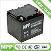 12V 40AH Battery Manufacturer High Rate Gel Battery 12V 40AH