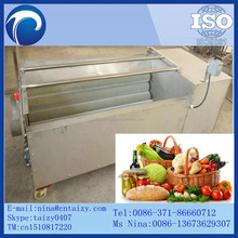 semi automatic washing machine vegetable and fruit washing machine