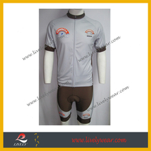 Professional OEM china cycling team jersey custom design sublimation men cycling clothing sets