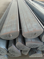 pig iron ggg50/500-7 85mm/105mm/120mm cast iron bar/ductile iron round bars for hydraulic,motors,autos and glass industry