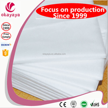 Hotel Consumable Hospital Surgical Supply Nonwoven Disposable Bed Cover with CE certificate