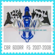 For HONDA CBR600RR F5 2007 2008 07 08 Motorcycle ABS fairing kit body kit body work